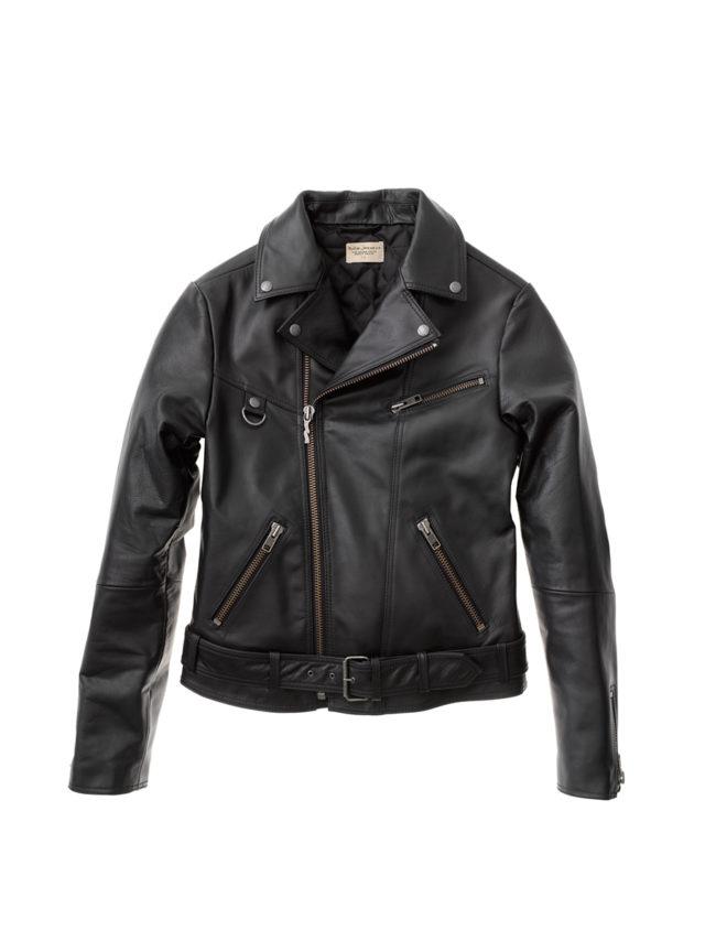 elstudio nudie jäger aren johan hörnestam cecilia hallin ziggy punk leather jacket